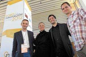 Íñigo Fernández de Piérola, creador de la plataforma de neurorrehabilitación NeuronUP en el Foro Riojano de la Innovación