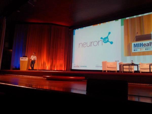 La plataforma web de neurorrehabilitación NeuronUP en MI Health Forum