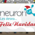 La plataforma de rehabilitación cognitiva NeuronUP os desea Feliz Navidad