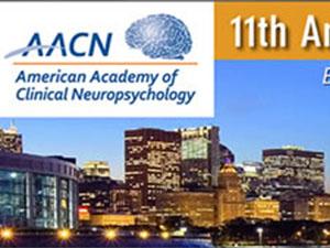 conferencia anual americana de neuropsicología