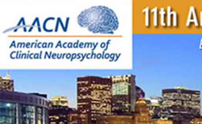 NeuronUP está presente en el Annual American Academy of Clinical Neuropsychology Conference 2013
