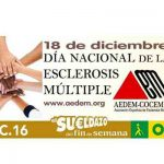 Comprar hoy Lotería Nacional ayuda a la esclerosis múltiple