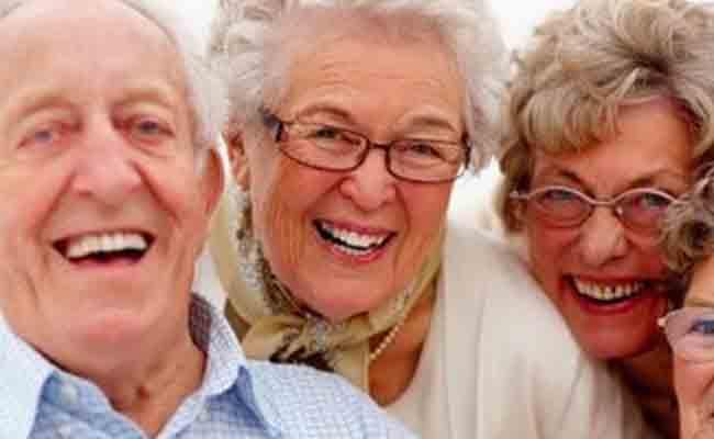 Nuestros mayores celebran su día