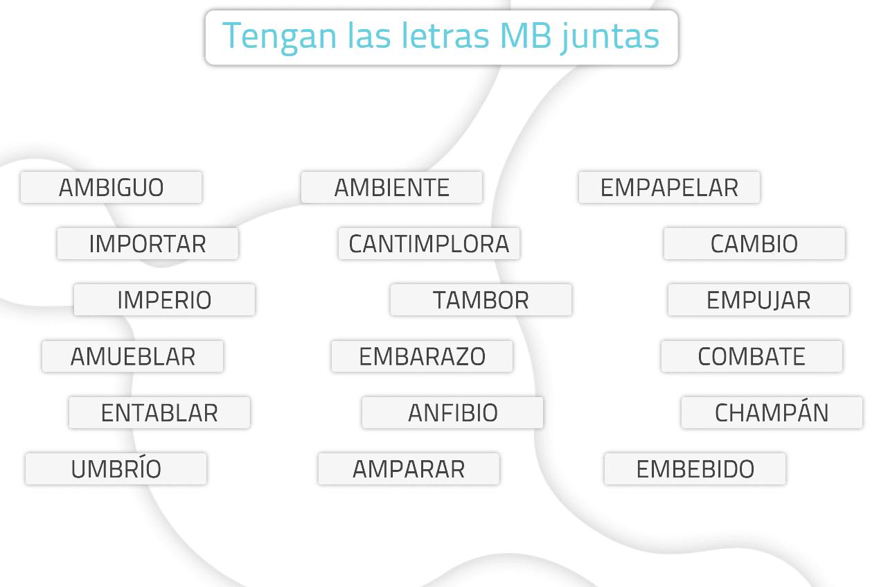 """Ficha de estimulación cognitiva de NeuronUP """"Encontrar letras en palabras""""."""
