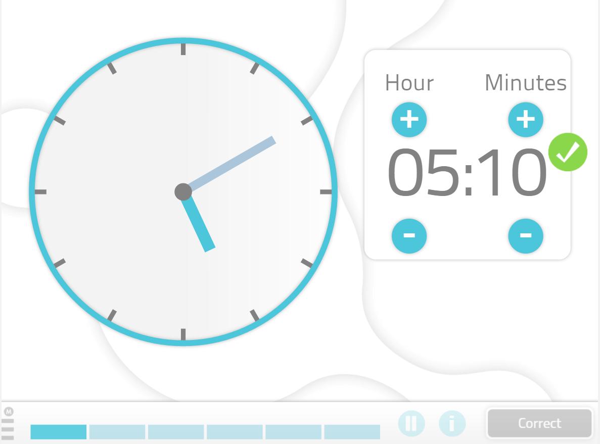 6 activities to improve memory - 6 ejercicios para mejorar la memoria -interpretar la hora de los relojes