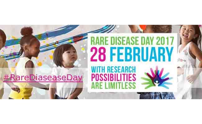 Las enfermedades raras no son invisibles.3Millones de españoles lo saben
