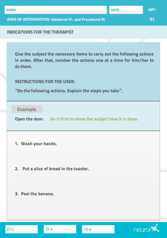 Memory games for seniors: Worksheets for improving memory
