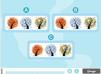 ejercicios memoria niños para imprimir, ejercicios de atención y memoria para imprimir