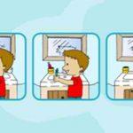 Ejercicios para trabajar el razonamiento en niños