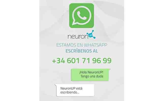 WhatsApp NeuronUP