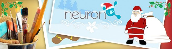 design your own custom christmas card in neuronup - Design Your Own Christmas Cards