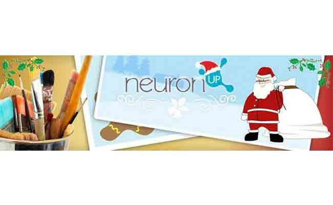 ¡Diseña tu postal navideña personalizada en NeuronUP!