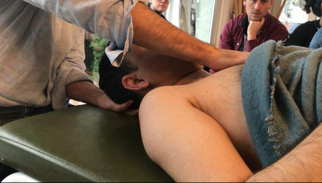 Curso de terapia manual en pacientes con daño cerebral - Manual therapy course for patients with brain injury