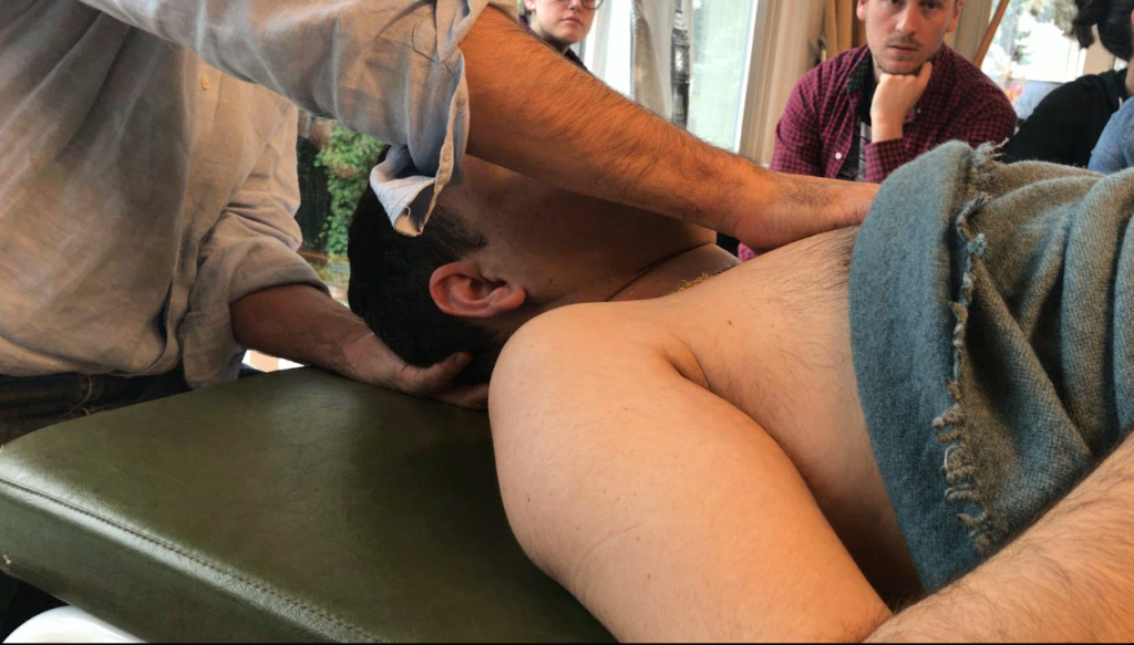 Curso de terapia manual en pacientes con daño cerebral