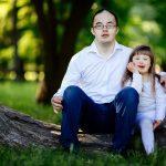 Personas con síndrome de Down