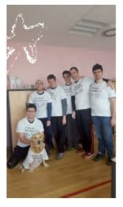 Camisetas diseñadas por personas con autismo equipo 2 - T-shirts and mugs designed by young people with autism