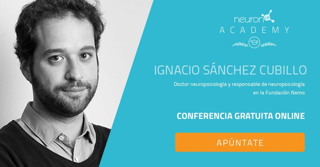 El neuropsicólogo Ignacio Sánchez Cubillo impartirá una ponencia sobre rehabilitación neuropsicológica infantil