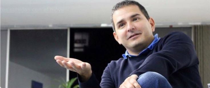 Juan Carlos Arango Lasprilla nominado a ser miembro de la junta directiva del INS - Juan Carlos Arango has been nominated to serve as Member-at-Large on the INS