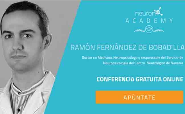 El neuropsicólogo Ramón Fernández de Bobadilla impartirá una ponencia sobre rehabilitación neuropsicológica en la enfermedad de Parkinson