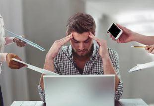 El estrés laboral: definición, causas y consecuencias para la salud