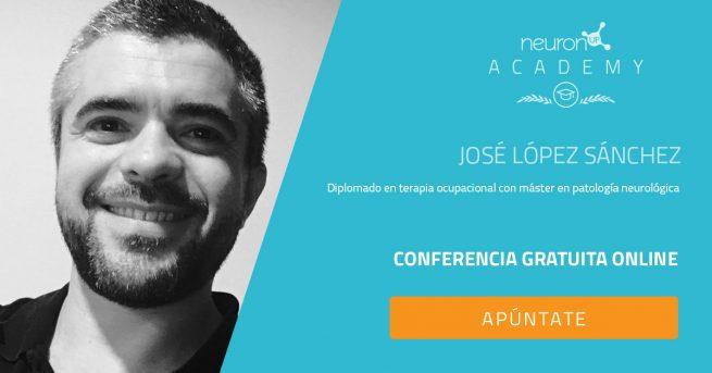 El terapeuta ocupacional José López impartirá una ponencia gratuita sobre las terapias intensivas en neurorrehabilitación