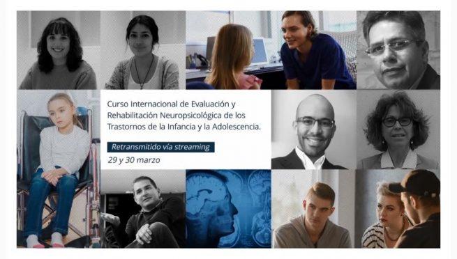 Curso internacional sobre rehabilitación neuropsicológica infantil