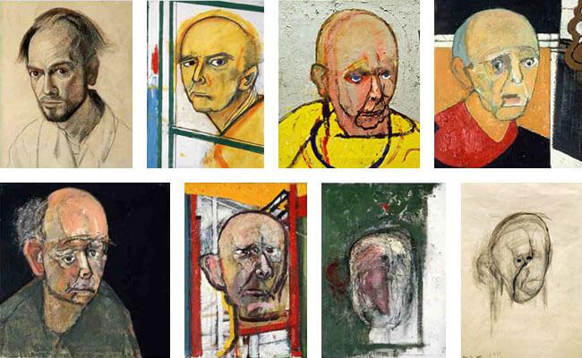 Pintando el alzhéimer