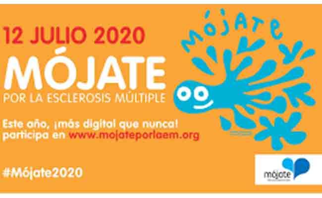 ¡Un Mójate por la Esclerosis Múltiple más digital que nunca!