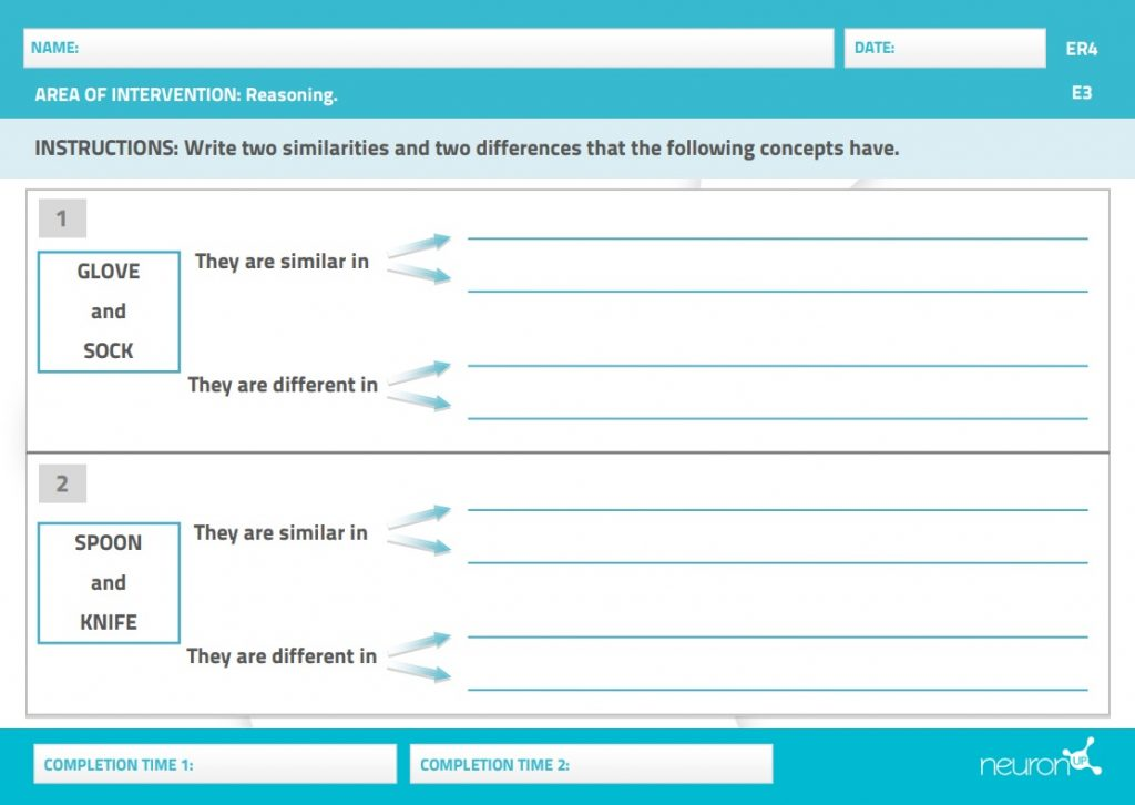 Improvements to worksheets