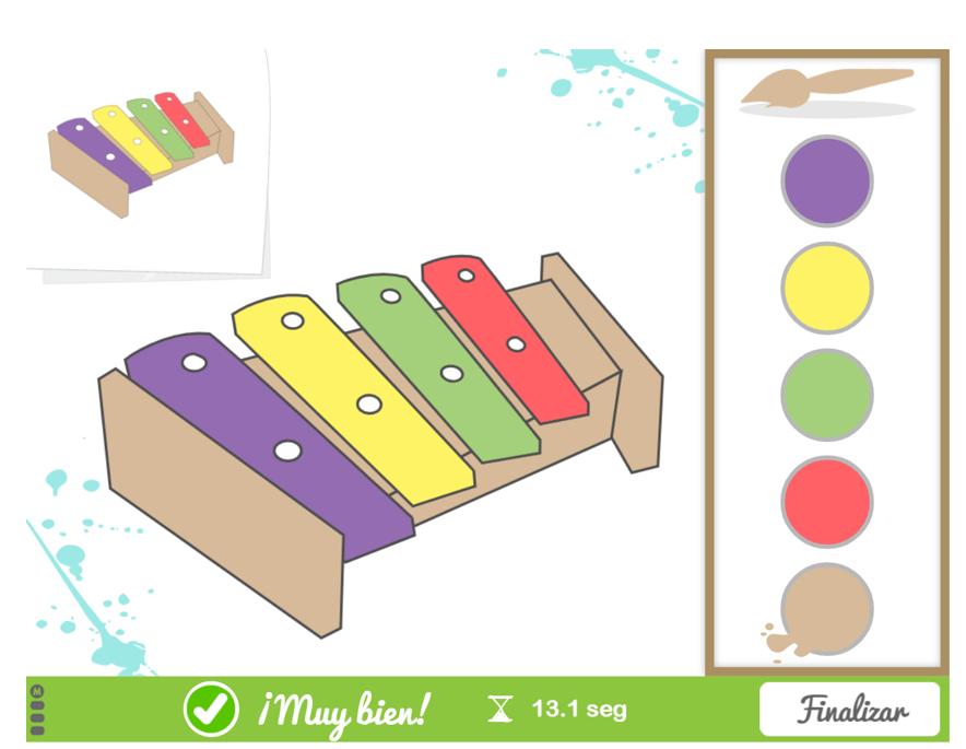 ¡¡¡Primeras novedades!!! Más fichas infantiles y mejoras en las fichas de papel de adulto
