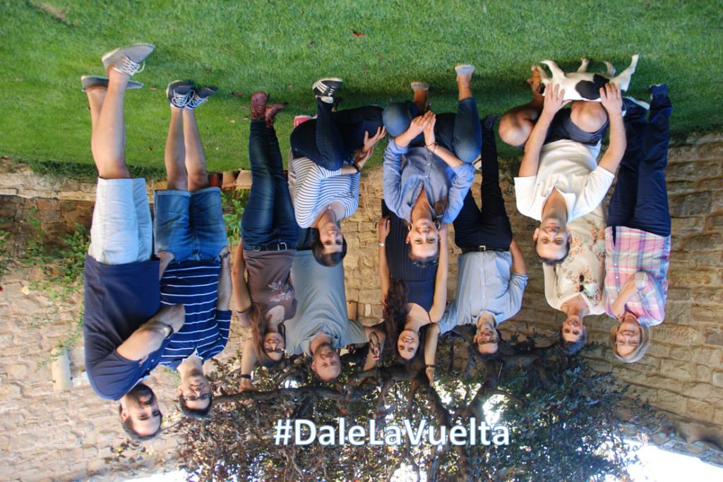 #DaleLaVuelta por la parálisis cerebral