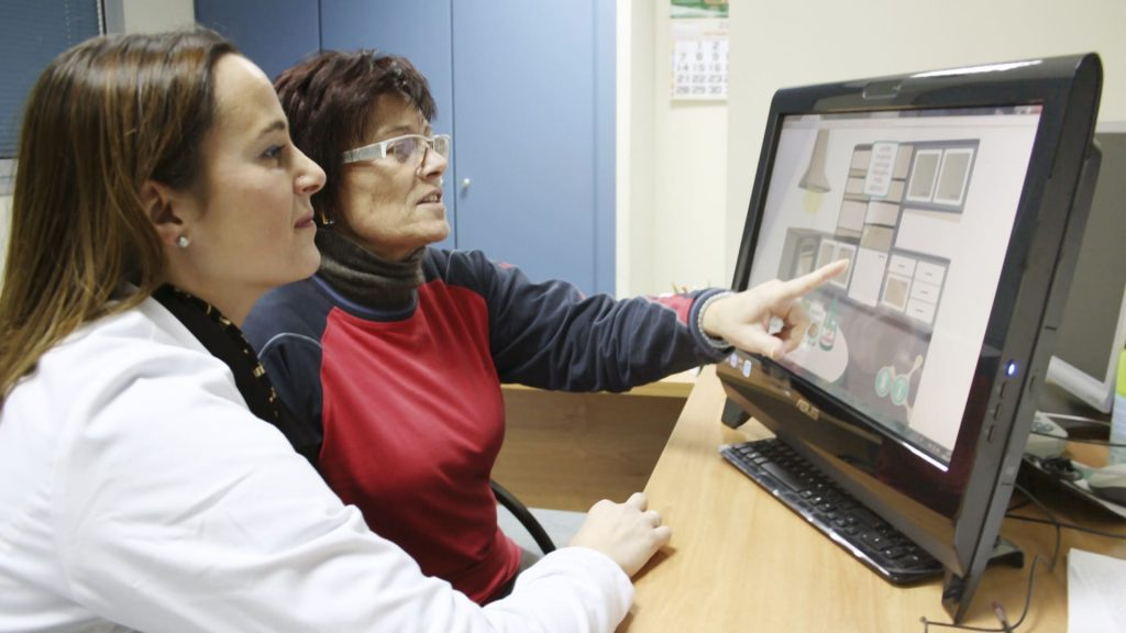 Tratamiento de la esclerosis múltiple con NeuronUP
