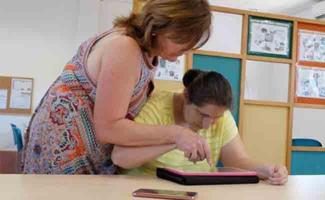 Nuevas tecnologías para personas con discapacidad intelectual