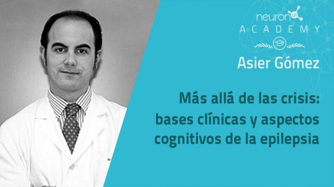 El neurólogo Asier Gómez responde a las dudas sobre su ponencia de epilepsia