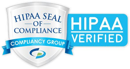 "alt=""HIPAA Compliance Verification"