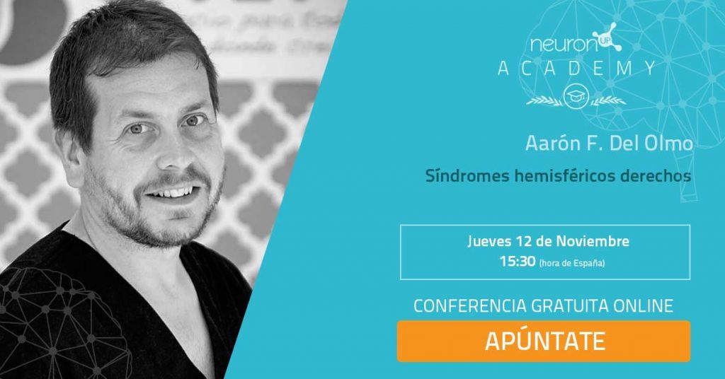Vuelve NeuronUP Academy Aarón F Del Olmo