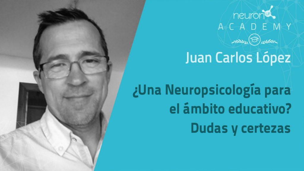 NeuronUP Academy -Juan Carlos López