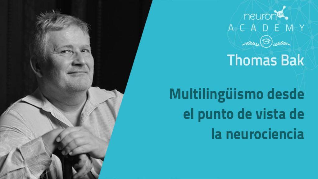 NeuronUP Academy - Thomas Bak