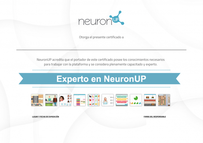 Certificado LinkedIn NeuronUP