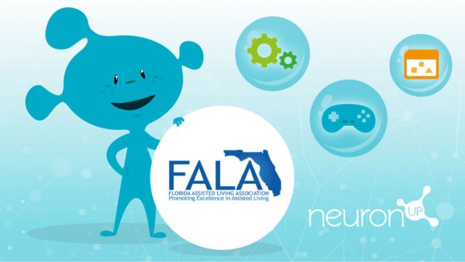 neuronup joins FALA neurorrehabilitation activities