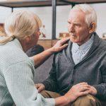 Alteraciones en pacientes con demencia por cuerpos de Lewy, hombre con demencia por cuerpos de Lewy