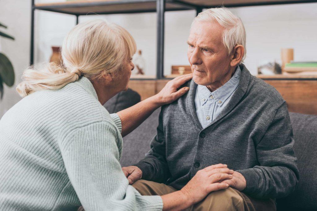 Alteraciones en pacientes con demencia por cuerpos de Lewy