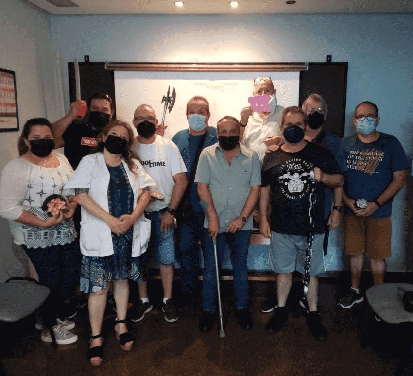 Grupo de rehabilitación neuropsicológica del daño cerebral adquirido
